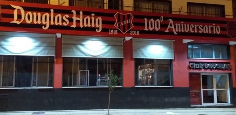 Pergamino: El comunicado de Douglas Haig tras una fuerte acusación - Colón Doce