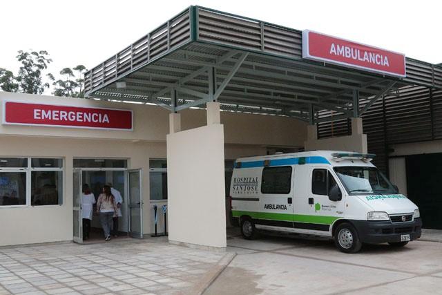 Pergamino: Bebe de dos años grave al caerse un tirante en Jardín Maternal - Colón Doce